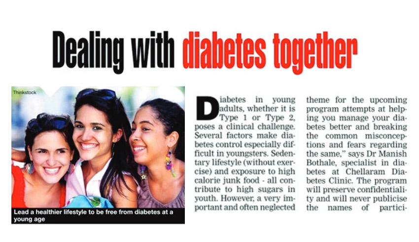 Dealing with diabetes together