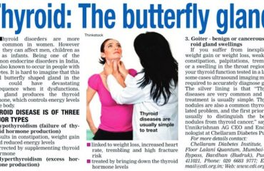 Thyroid: The butterfly gland